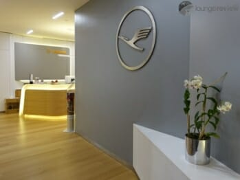 Lufthansa Business Lounge - New York/Newark, NJ (EWR)