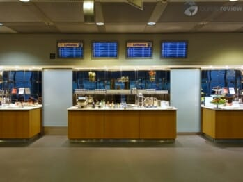 Lufthansa Business Lounge - Frankfurt (FRA) by gate B24 (Non-Schengen)