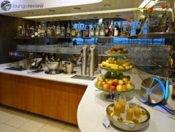Lufthansa Senator Lounge - Frankfurt (FRA) Concourse C (Non-Schengen)