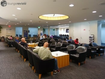 United Club - Los Angeles, CA (LAX) by gate 71A
