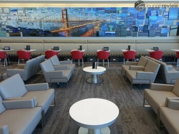 Delta Sky Club - San Francisco, CA (SFO)