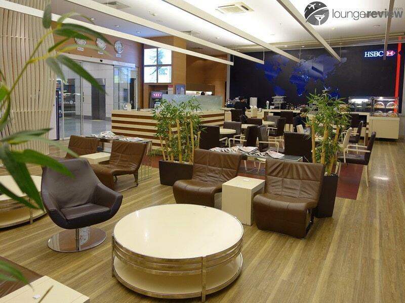 IST hsbc club lounge ist 00789