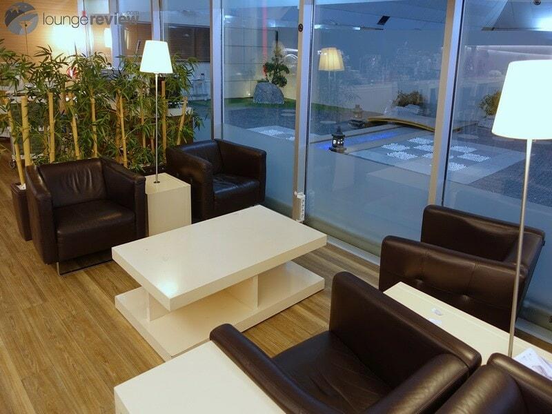 IST hsbc club lounge ist 00793