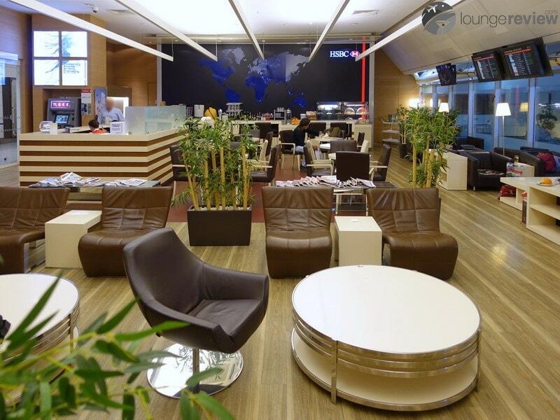 IST hsbc club lounge ist 00823