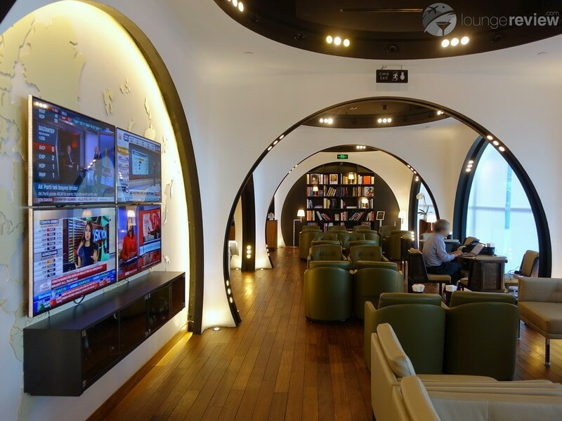 IST turkish airlines lounge istanbul arrival ist 02103