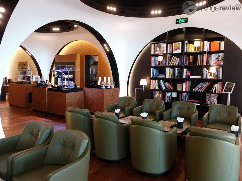 Turkish Airlines Lounge Istanbul Arrival - Istanbul (IST)