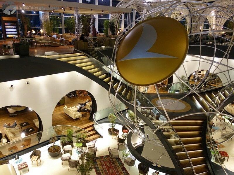 IST turkish airlines lounge istanbul ist international 00892