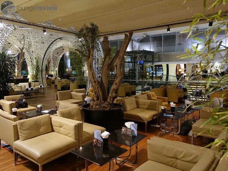 IST turkish airlines lounge istanbul ist international 00902