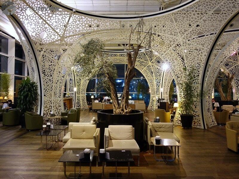 IST turkish airlines lounge istanbul ist international 00905