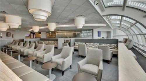 The Club at MCO - Orlando, FL (MCO) | © Copyright Airport Lounge Development