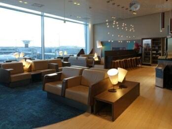 Aspire Lounge 41 - Amsterdam Schiphol (AMS)