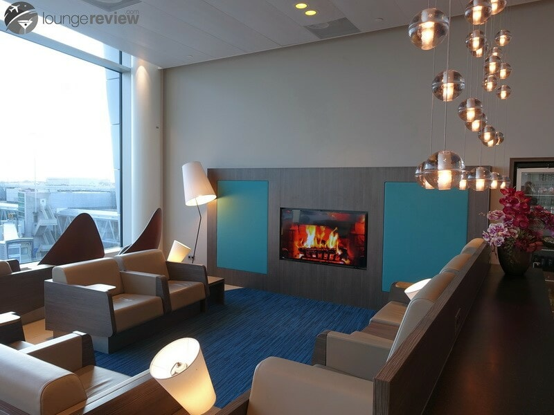 Lounge Review Aspire Lounge 41 Ams Loungereview Com