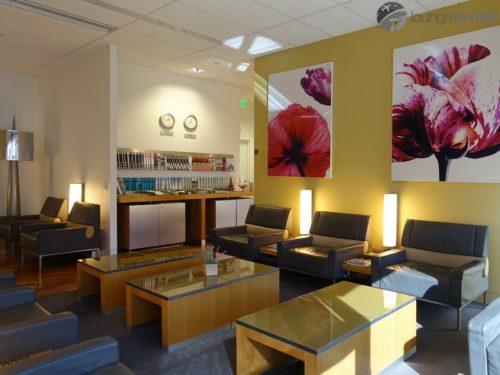 Air France Lounge - Houston Intercontinental (IAH)