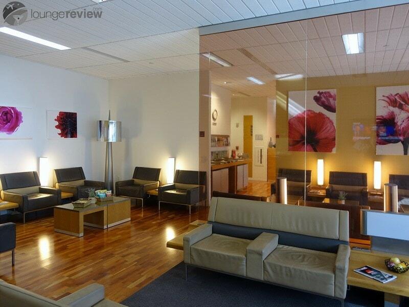 IAH air france lounge iah 02617