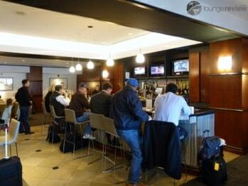 United Club - Houston Intercontinental (IAH) Terminal B
