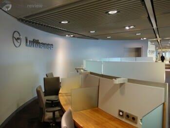 Lufthansa Senator Lounge - Dusseldorf, Germany (DUS)