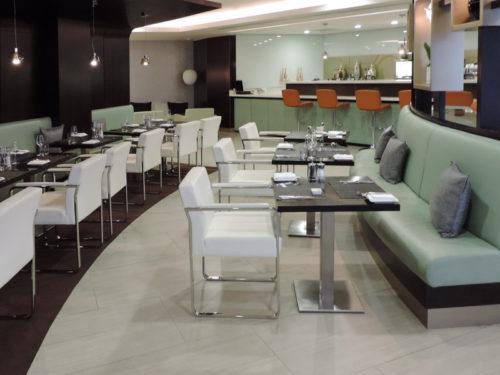 Etihad Airways First & Business Class Lounge - London Heathrow (LHR) | © The Filipino Traveler, www.thefilipinotraveler.com