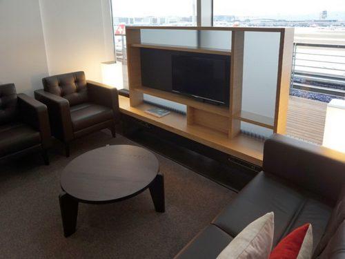 SWISS First Lounge - Zurich (ZRH) Concourse E | Photo courtesy of rcs at vielfliegertreff.de