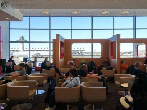 Air France Lounge - Washington Dulles (IAD)