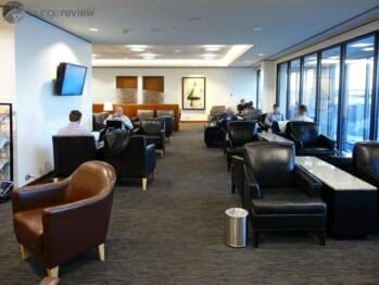 United Club - Washington Dulles (IAD) by gate C7