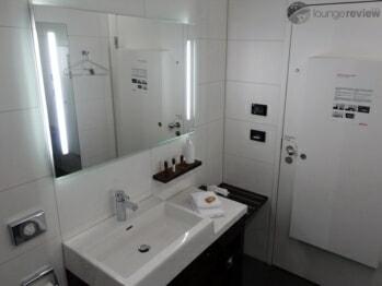 SWISS Arrival Lounge - Zurich (ZRH)