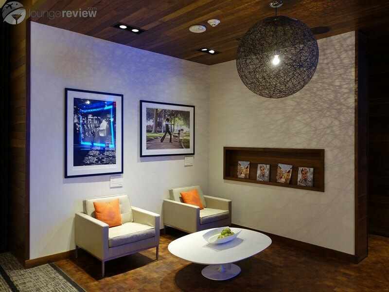Lounge Review American Express The Centurion Lounge Las