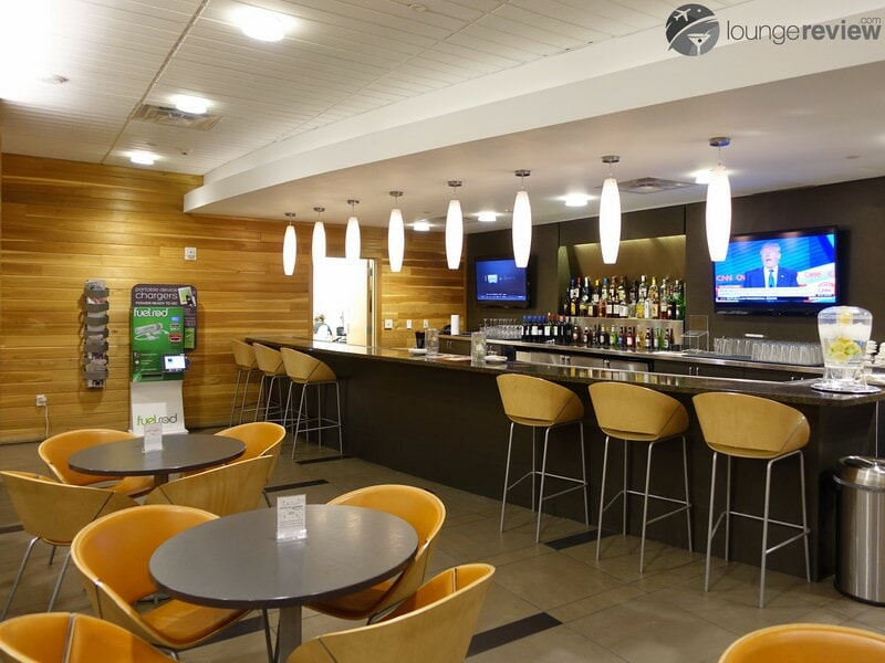 The Club at LAS - Las Vegas, NV (LAS) Terminal 3, a Priority Pass lounge