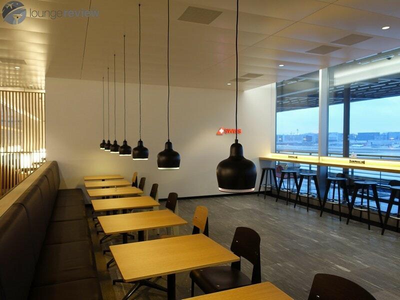 ZRH swiss business lounge zrh concourse e non schengen 07201