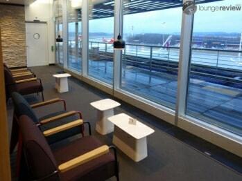SWISS Business Lounge - Zurich (ZRH) Concourse E (Non-Schengen)