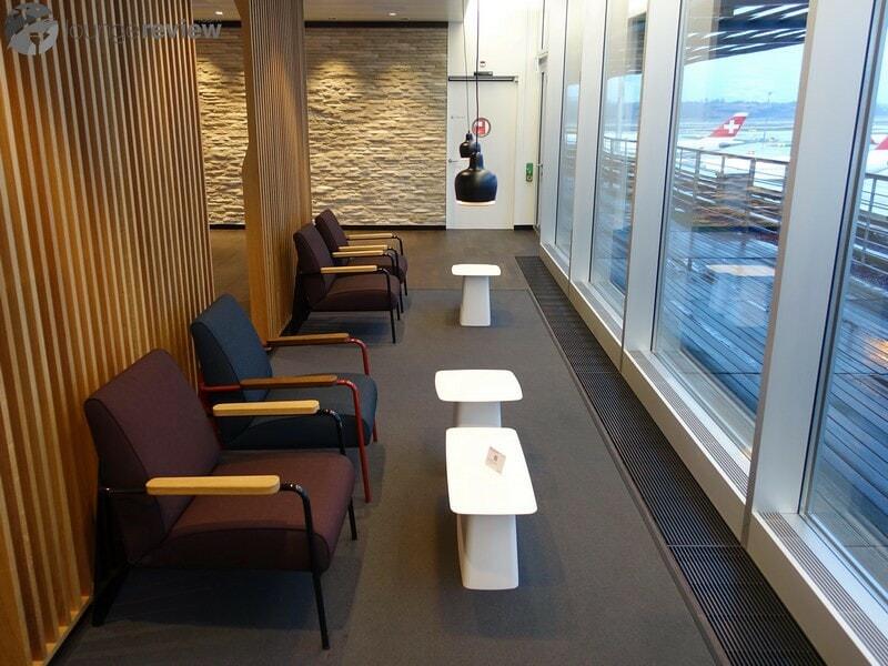 ZRH swiss business lounge zrh concourse e non schengen 07256