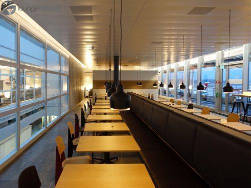 SWISS Senator Lounge - Zurich (ZRH) Concourse E