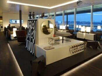 SWISS Senator Lounge – Zurich (ZRH) Concourse E (Non-Schengen)