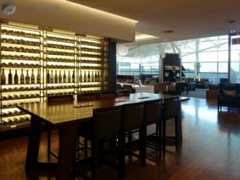 British Airways Lounge - Cape Town (CPT)