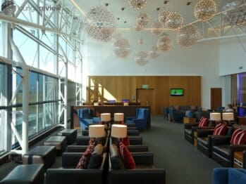 British Airways Lounge - Cape Town (CPT)