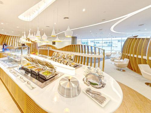 SkyTeam Exclusive Lounge - Dubai International airport (DXB) Terminal 1, Concourse D   © SkyTeam