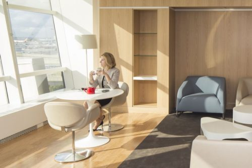 Air France Lounge - New York Kennedy (JFK) | © Air France