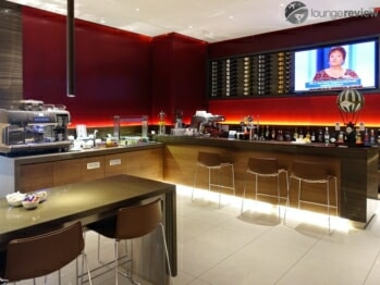 Air Canada Maple Leaf Lounge - London Heathrow (LHR)