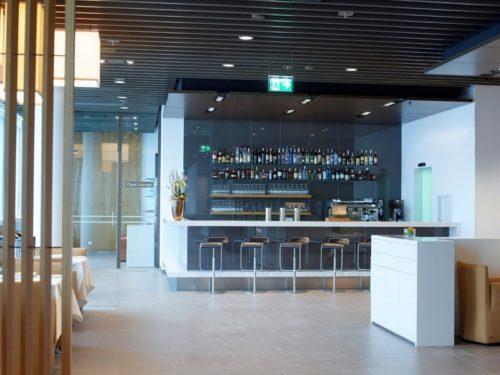 Lufthansa First Class Lounge - Munich (MUC) Terminal 2 Satellite   © Lufthansa