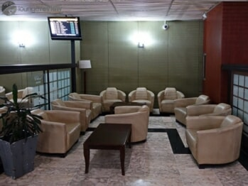 Ethiopian Airlines ShebaMiles Gold Lounge - Addis Ababa (ADD) Terminal 2