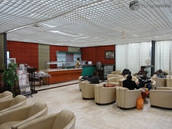 Ethiopian Airlines ShebaMiles Silver Lounge - Addis Ababa (ADD) Terminal 2