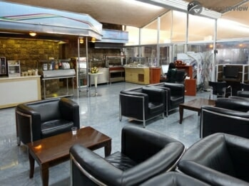 Ethiopian Airlines Cloud Nine Lounge - Addis Ababa (ADD) Terminal 1