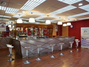 Ethiopian Airlines Cloud Nine Lounge - Addis Ababa (ADD) Terminal 2