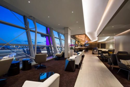 Etihad Airways First & Business Class Lounge - New York JFK | © Etihad