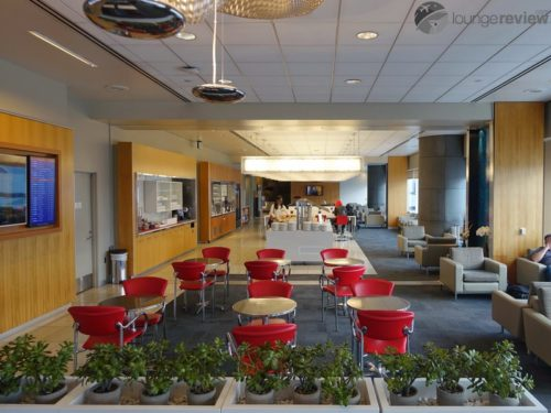Air Canada Lounge - Los Angeles, CA (LAX) Terminal 2