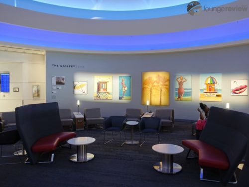 Delta Sky Club - Los Angeles, CA (LAX)