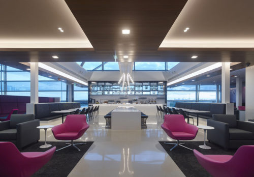 Air New Zealand Koru Lounge - Brisbane (BNE) | © Air New Zealand