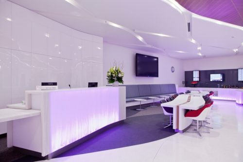 Virgin Australia Lounge - Brisbane (BNE) | © Virgin Australia