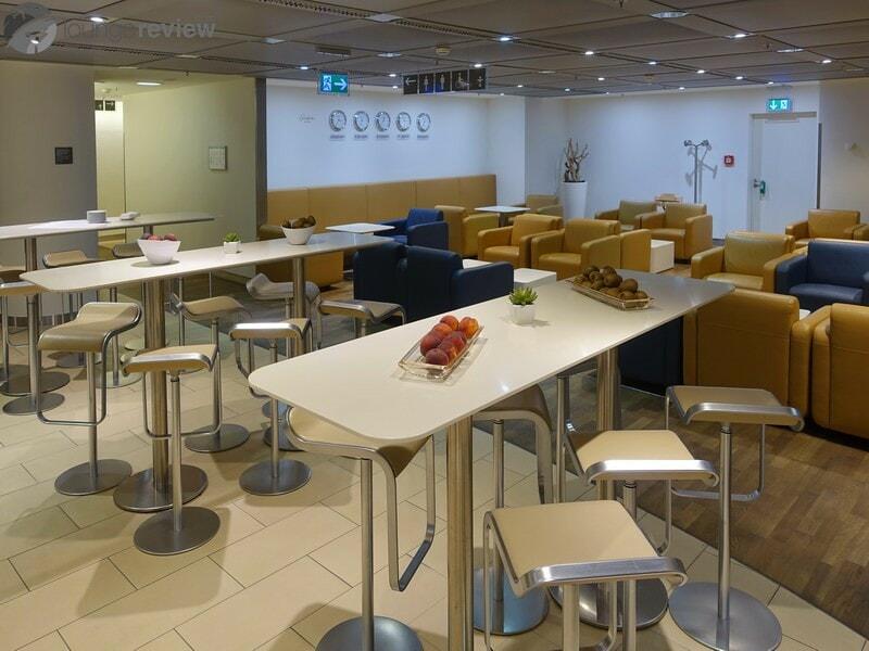 FRA lufthansa welcome lounge fra 05882