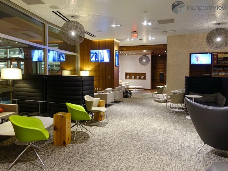 LAS american express the centurion lounge las 02025