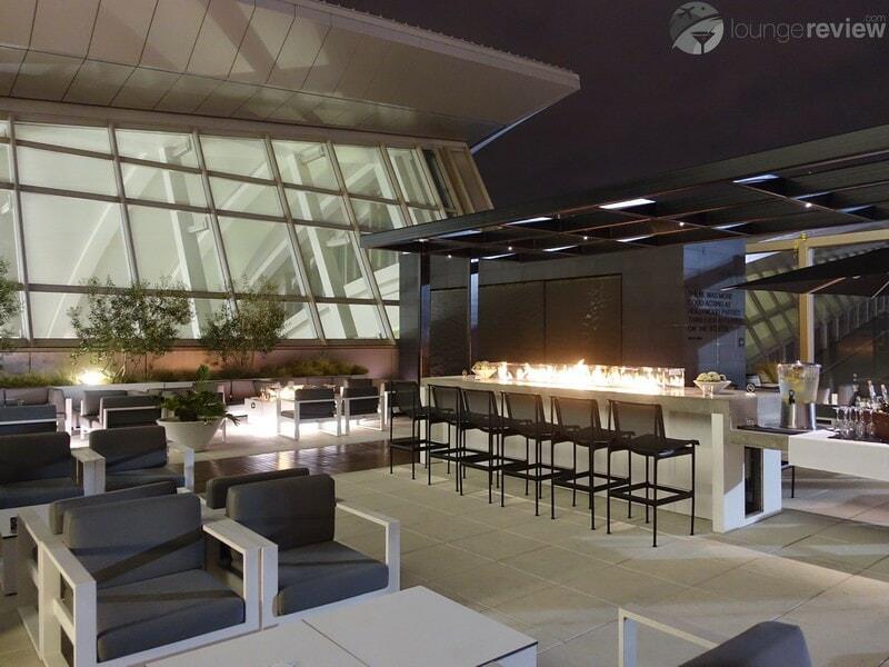 LAX star alliance business class lounge lax 02647